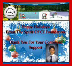 2009 Spirit of CJ Holiday Card
